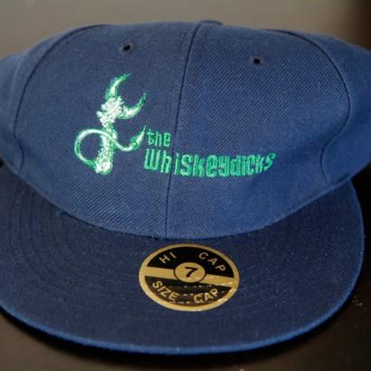 The Whiskeydicks Blue Cap