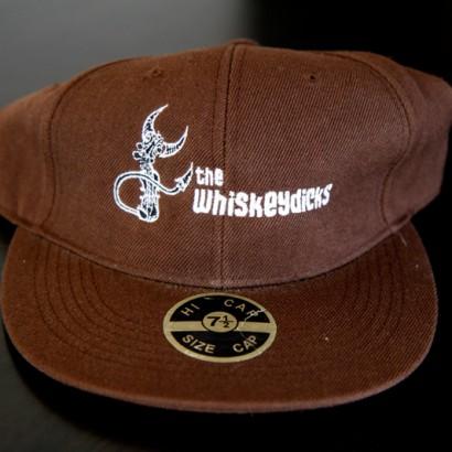 Brown Baseball Cap