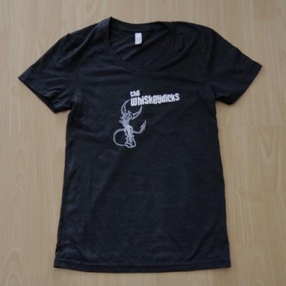 Womens Charcoal Grey T-shirt