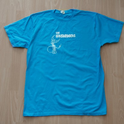Mens Teal T-shirt